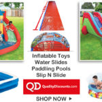 Bouncy Castle Water Slides Under £500
